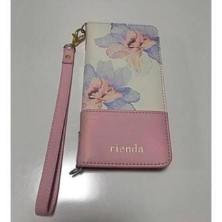 リエンダ(rienda)の最終値下げ rienda iPhoneケース6.7.8💓💓(iPhoneケース)