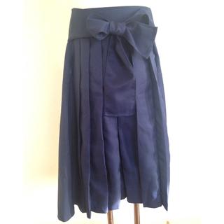 キャサリンコテージ(Catherine Cottage)のキャサリンコテージ 袴 スカート 150-160 紺色(和服/着物)