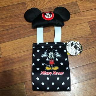ディズニー(Disney)のミッキー トイレットペーパーホルダー(トイレ収納)