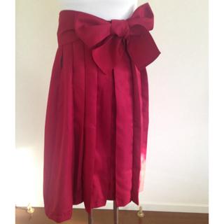 キャサリンコテージ(Catherine Cottage)のキャサリンコテージ 袴スカート 150-160 紅色(和服/着物)