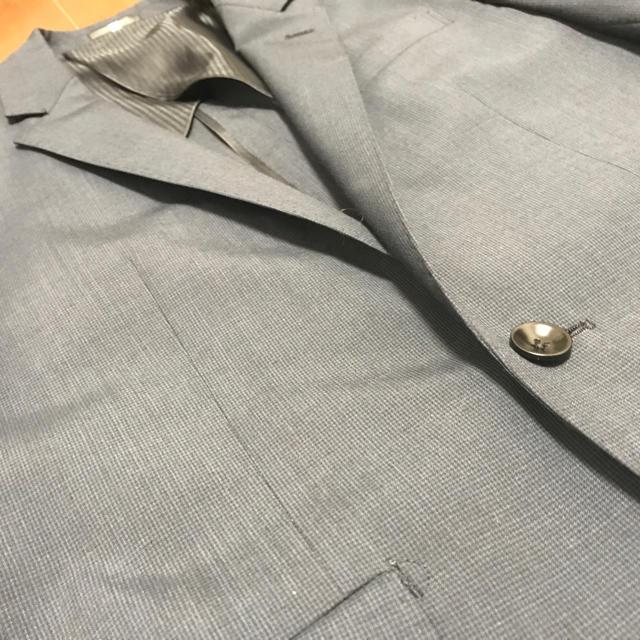 SELECT(セレクト)の値下げ!スーツセレクト セットアップ 美品 ネイビー メンズのスーツ(セットアップ)の商品写真