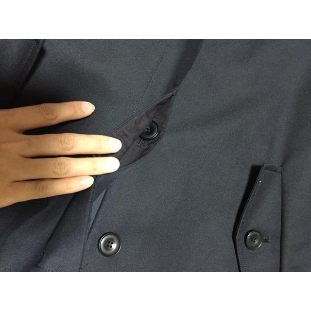 BABYLONE(バビロン)の未使用タグ付き バビロン コート レディースのジャケット/アウター(ロングコート)の商品写真