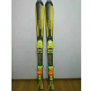 エラン(Elan)のショートスキー板 ELAN psx114cm スキーバック付きです(板)