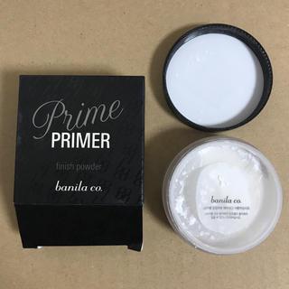 バニラコ(banila co.)のbanila co. PRIMER finish powderバニラコ パウダー(その他)