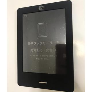 アップル(Apple)の楽天 KOBO ジャンク品(電子ブックリーダー)
