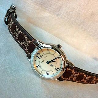 セリーヌ(celine)の未使用保管品‼️CELINE  セリーヌ   ラ・クラシック レディース 腕時計(腕時計)