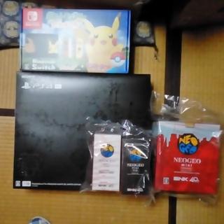 プレイステーション4(PlayStation4)のローマ様専用 ①(家庭用ゲーム機本体)
