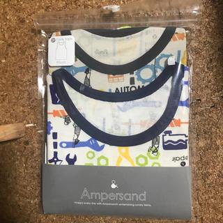 アンパサンド(ampersand)の新品 アンパサンド タンクトップ 肌着(肌着/下着)