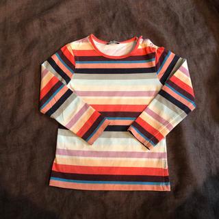 ポールスミス(Paul Smith)のポールスミスジュニア ボーダーTシャツ(Tシャツ/カットソー)