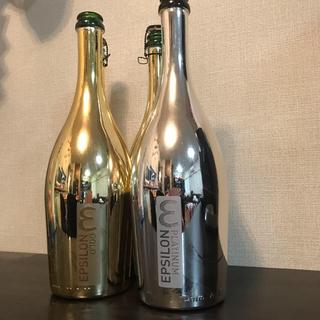 シャンパン(Xampagne)の★USED★ワイン ボトル 空 インテリア用 ENOTECA(容器)