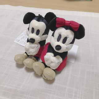ディズニー(Disney)の4℃チャーム◎ミッキーミニーコラボ(チャーム)
