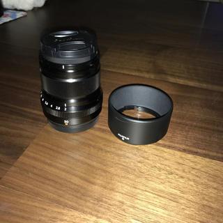 フジフイルム(富士フイルム)のFUJIFILM XF50mmF2 美品 保護フィルター付(レンズ(単焦点))