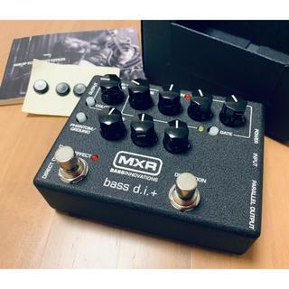 MXR bass D.I.+ M80M(ベースエフェクター)