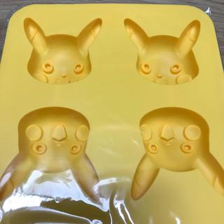 ポケモン(ポケモン)のそら様専用 ピカチュウ  シリコン型(調理道具/製菓道具)