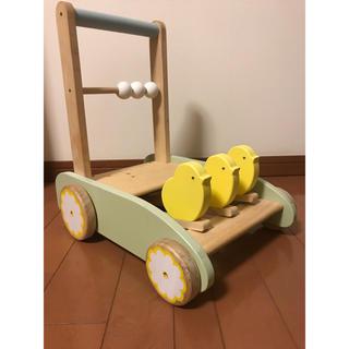 カタカタ 手押し車 おさんぽpipi(手押し車/カタカタ)