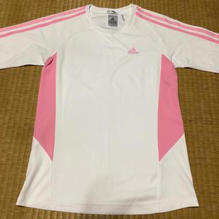 アディダス(adidas)のアディダス ロンティー(Tシャツ(長袖/七分))