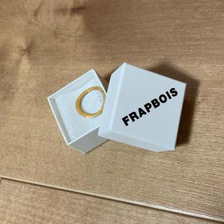 フラボア(FRAPBOIS)のフラボア 指輪(リング(指輪))