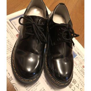 シマムラ(しまむら)のしまむら✱マーチン風レースアップシューズ(ローファー/革靴)