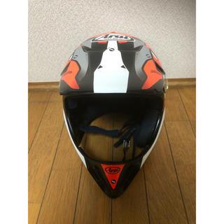アライテント(ARAI TENT)のArai ヘルメット(モトクロス用品)