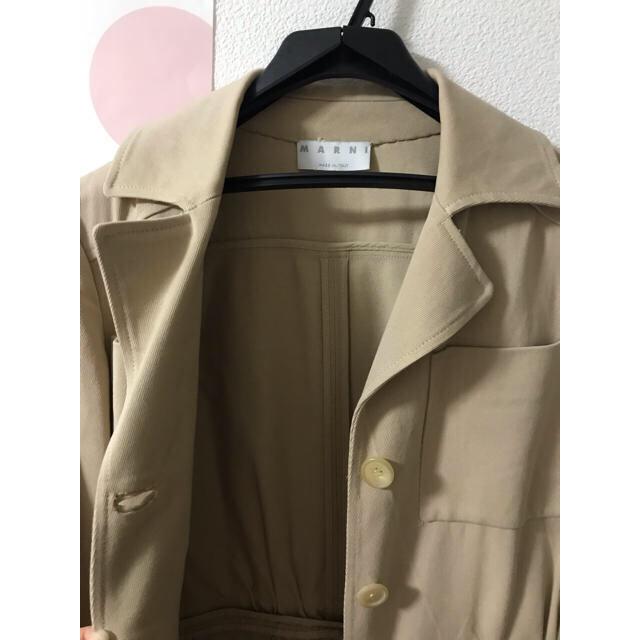 Marni(マルニ)の売り切れました レディースのジャケット/アウター(ロングコート)の商品写真