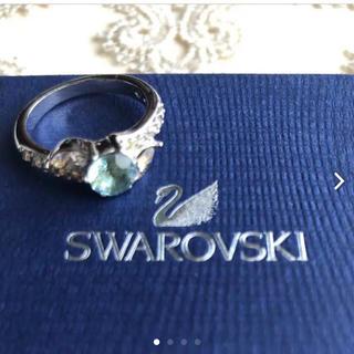 スワロフスキー(SWAROVSKI)のスワロフスキー リング(リング(指輪))