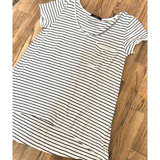 アルブム(ALBUM)のAlbum world ボーダー Tシャツ(Tシャツ(半袖/袖なし))