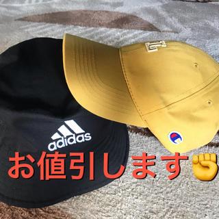アディダス(adidas)の☆青リンゴ様専用☆(キャップ)