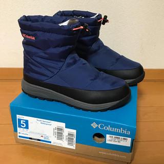 コロンビア(Columbia)のコロンビア スノーブーツ キッズ23cm(ブーツ)