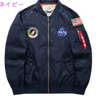 NASA ブルゾン MA-1 ユニセックス(ブルゾン)