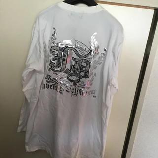 ジュヴェナイルホールロールコール(juvenile hall rollcall)の和柄 ロゴロンt  新品タグ付き juvenildelinpuent(Tシャツ/カットソー(七分/長袖))