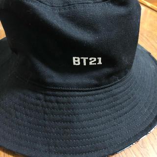 ボウダンショウネンダン(防弾少年団(BTS))のbt21 バケットハット(ハット)