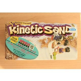 キネティックス(kinetics)の(箱なし配送)キネティックサンド(知育玩具)
