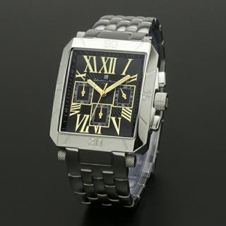 サルバトーレマーラ(Salvatore Marra)の国内正規品 サルバトレーマーラ 腕時計 SM17117-SSBKGD 男女兼用(腕時計(アナログ))