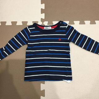 シマムラ(しまむら)のPOROBaby×バースデイロンT(Tシャツ)