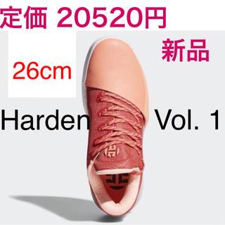 アディダス(adidas)のHarden Vol. 1(ハーデン ボリューム1)(スニーカー)