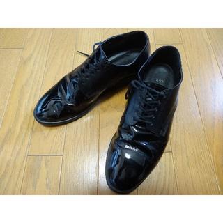 ラッドミュージシャン(LAD MUSICIAN)のtaichi様専用 ラッドミュージシャン レザー シューズ 黒 牛革 靴(ドレス/ビジネス)
