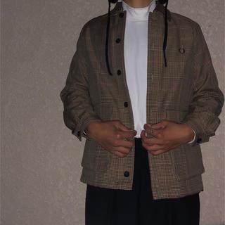 フレッドペリー(FRED PERRY)のフレッドペリー  long Line jacket(ナイロンジャケット)