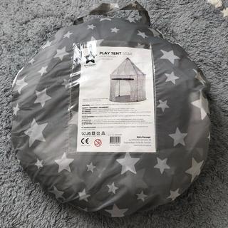 イケア(IKEA)のキッズコンセプト キッズテント グレー(その他)