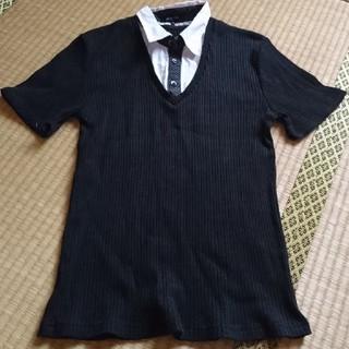 エムケーミッシェルクランオム(MK MICHEL KLEIN homme)のミッシェルクランオム 半袖シャツ(シャツ)