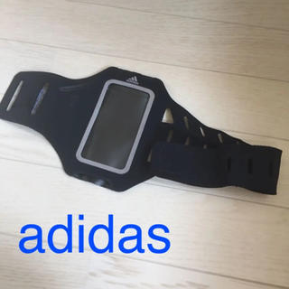 アディダス(adidas)のランニング用 スマホケース(その他)