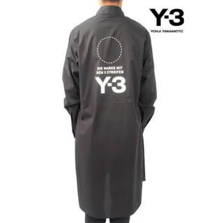 ワイスリー(Y-3)のY-3 スタッフコート 新品(シャツ)