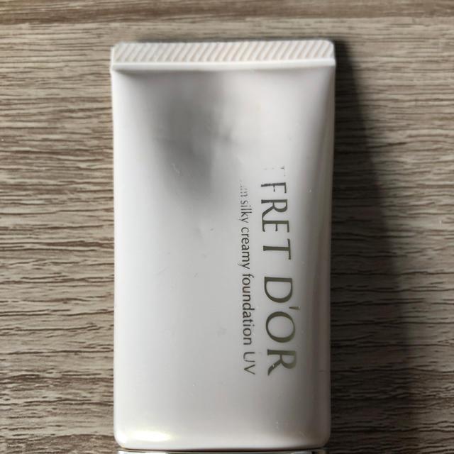 COFFRET D'OR(コフレドール)のコフレドール   クリーミィファンデーション ベージュB コスメ/美容のベースメイク/化粧品(ファンデーション)の商品写真