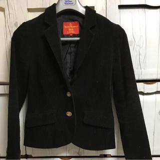 ヴィヴィアンウエストウッド(Vivienne Westwood)のvivienne   インポート コーデュロイジャケット(テーラードジャケット)
