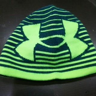 アンダーアーマー(UNDER ARMOUR)のアンダーアーマー  キッズ  ニット帽(帽子)