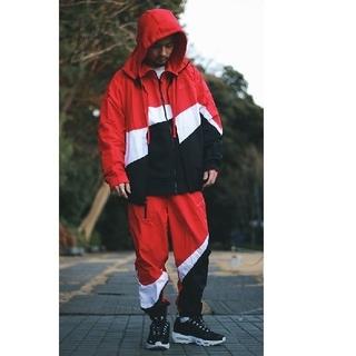 ナイキ(NIKE)のNIKE PANT UNIVERSITY RED ナイキ パンツ 赤黒(その他)