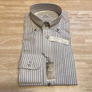 メイルアンドコー(MALE&Co.)のMALE&Co ワイシャツ s ストライプ 形態安定加工(シャツ)