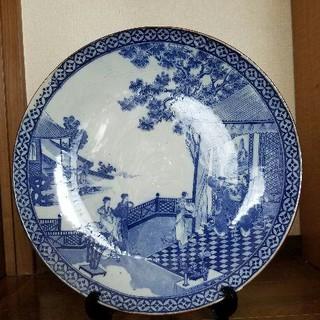 伊万里焼き大皿(陶芸)