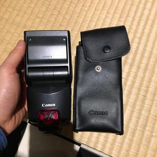 CANON キャノン 380EX  値段交渉可能(ストロボ/照明)