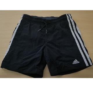 アディダス(adidas)のadidas 水着 130 男の子用  黒(水着)