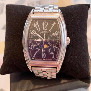 グランドール(GRANDEUR)のGRANDEURメンズ腕時計(腕時計(アナログ))